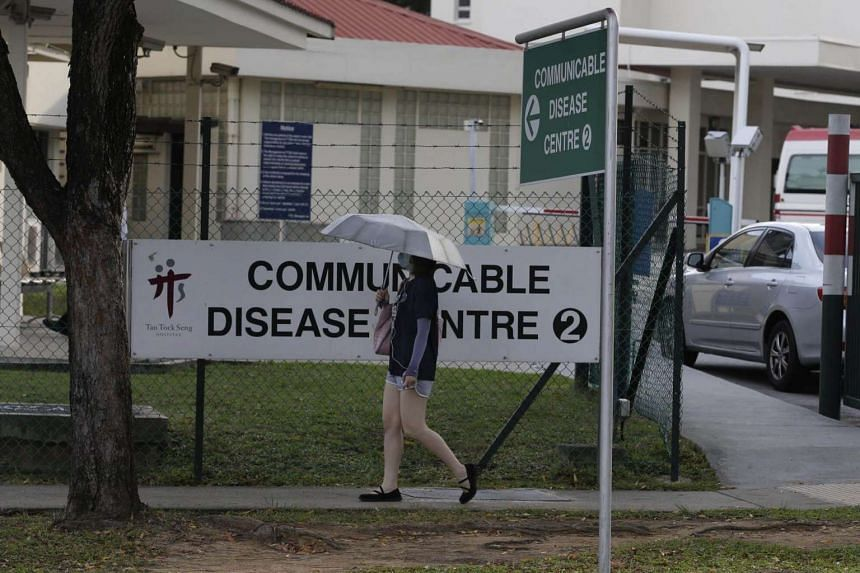Mohamed Zaini Parman left Tan Tock Seng Hospital's Communicable Disease Centre (CDC) without permission on May 23, 2014 and was detained and taken back on Jan 24 last year.
