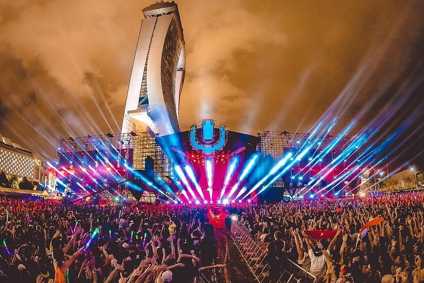 A total of 45,000 partygoers attended the inaugural edition of Ultra Singapore at the weekend, a spin-off of the famous Ultra Miami festival.