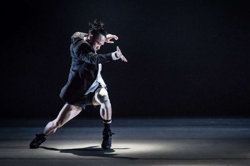 South Korean choreographers Kang Jinan and Choi Minsun as well as home-grown dancer-choreographer Zhuo Zihao (above) will be part of the Asian Festivals Exchange during the M1 Contact Contemporary Dance Festival.