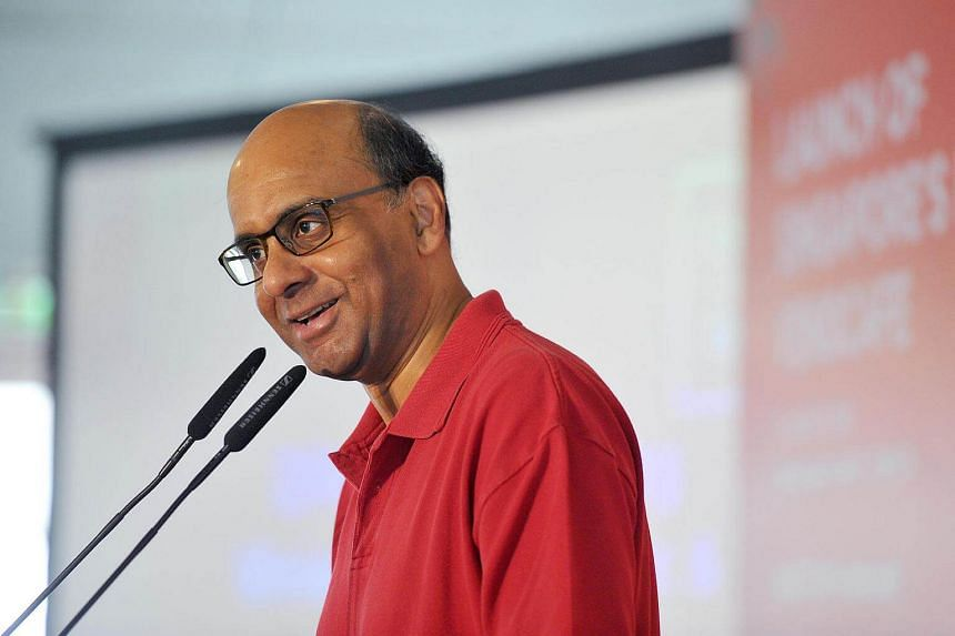 Deputy Prime Minister and Coordinating Minister for Economic and Social Policies Tharman Shanmugaratnam will speak tonight at the Economic Society of Singapore's 60th anniversary annual dinner.