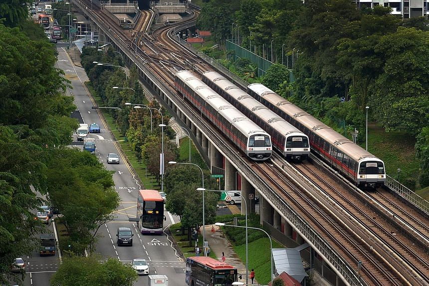 The Public Transport Council's annual fare review exercise is conducted using a formula that takes into account the previous year's changes in the inflation rate, wages and an energy index that charts oil and electricity costs. The council also consi