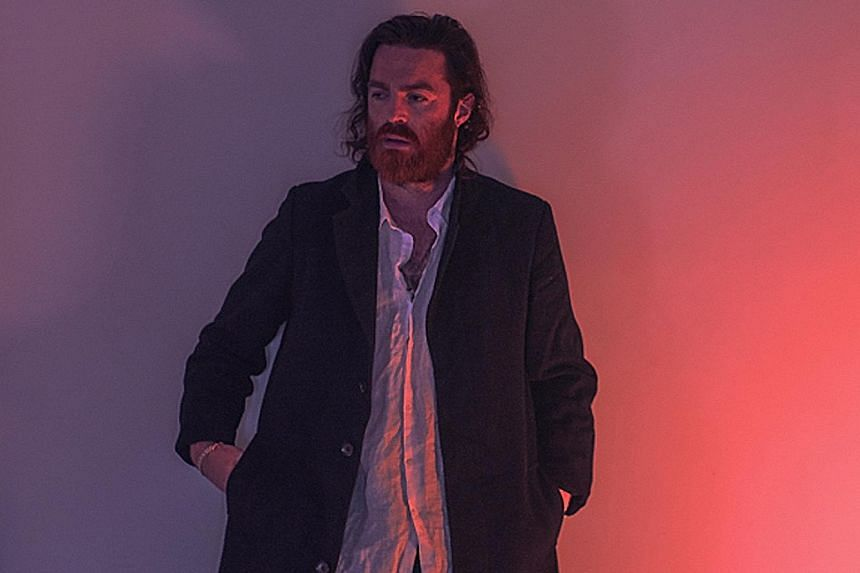 Singapore singer- songwriter Sam Rui and Australian singer- songwriter Nick Murphy (above) are on the line-up for Laneway.