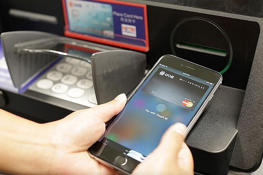 The first of UOB's new contactless ATMs will be installed at One Raffles Place by the end of next month, with more becoming operational over the next two years.