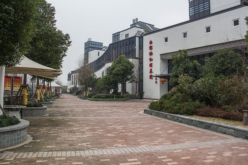 Shanghai RST Chinese Medical (Renshoutang) has brands like Xiehe Eldercare and Retirement Home (above).