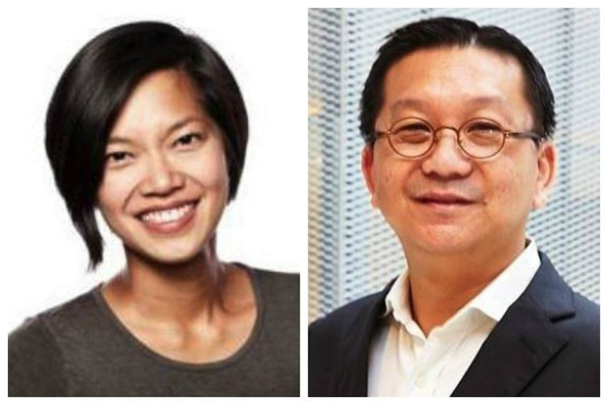 Ms Agnes Kwek will be taking over from Mr Jeffrey Ho as executive director of the DesignSingapore Council on Nov 1.