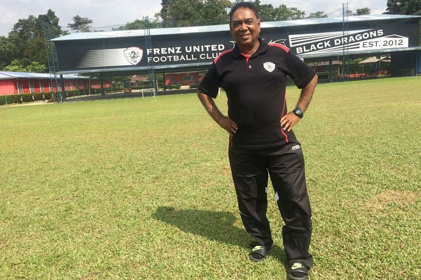 Jita Singh (above) wants to contribute to Singapore football. But the former national coach has rejected speculation that he will soon contest the FAS election of office-bearers.