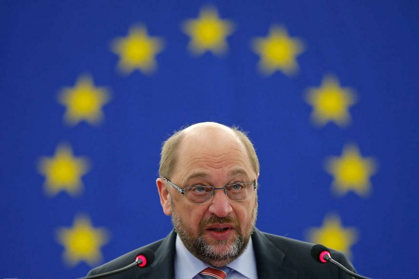 It would be problematic for the world if Donald Trump wins the US presidential elections, said European Parliament President Martin Schulz (above).