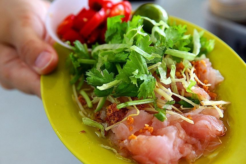 The GBS bacteria was behind a spate of infections which occurred after people ate Chinese-style raw fish dishes last year. More than 350 people fell ill, and two died.