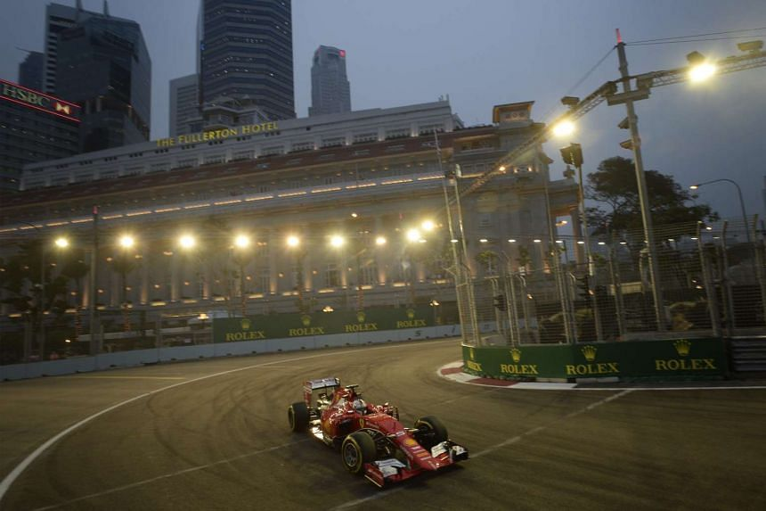 Singapore GP has set up several measures aimed at protecting patrons from ticket touts.