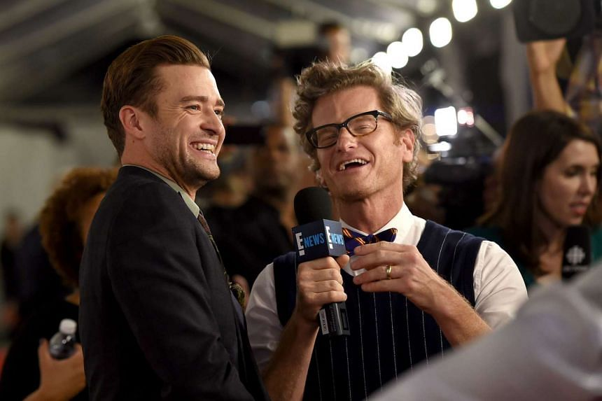 Singer Justin Timberlake (left) attending the Justin Timberlake And The Tennessee Kids premiere at the Toronto film festival.