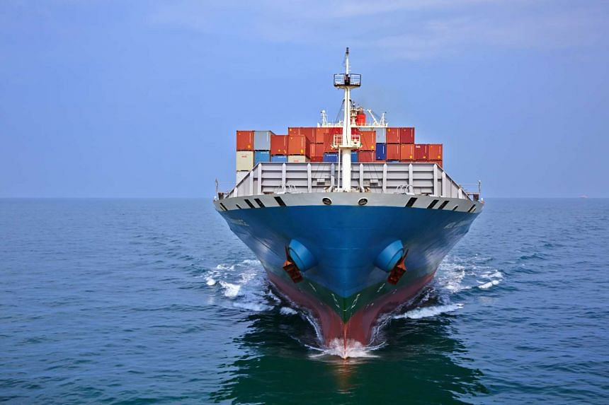 A Rickmers Maritime vessel. Rickmers Maritime is asking creditors for leniency on about US$253 million (S$344.8 million) of debt.