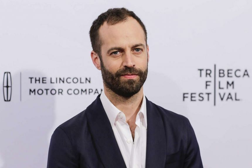 Benjamin Millepied, choreographer, dancer and husband of Hollywood actress Natalie Portman.