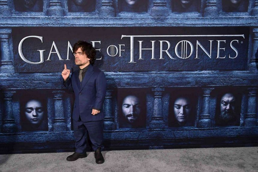Cast member Peter Dinklage attends the premiere for the sixth season of HBO's Game of Thrones in Los Angeles, California.
