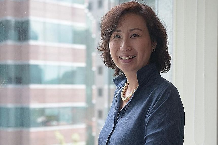 Ms Hwee of UOB explains how the bank focused on laying a strong foundation before going digital.