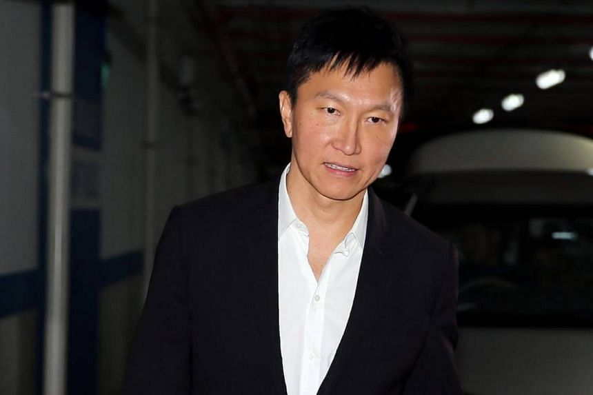 CHC founder Kong Hee.