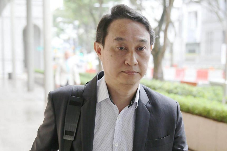 Former City Harvest Church (CHC) fund manager Chew Eng Han.