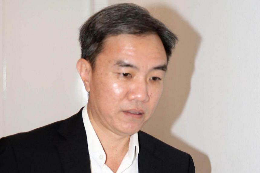 Former City Harvest Church finance committee member John Lam.