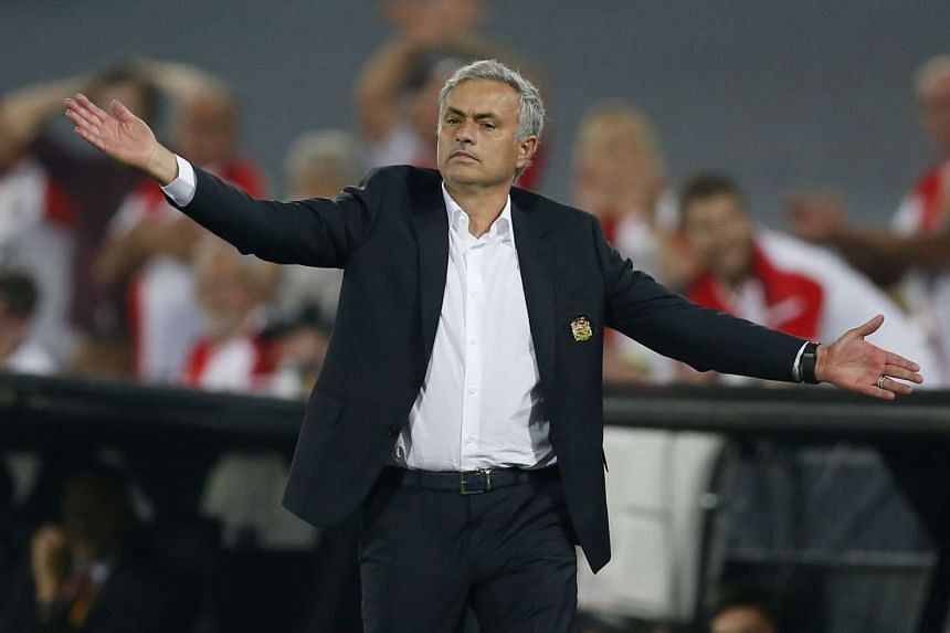 """Manager Jose Mourinho has said that Manchester United will return to their """"normal team"""" for the Premier League clash against Watford."""