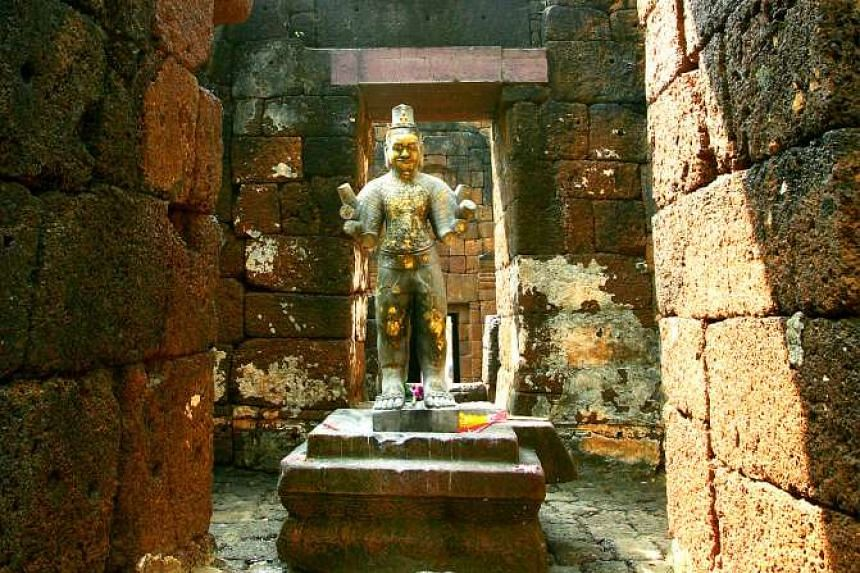 The historical site of Prasat Muang Singh in Kanchanaburi, Thailand, contains the ruins of two Khmer temples from the 13th and 14th centuries. As Asia gets richer, protecting such cultural treasures has become vital.