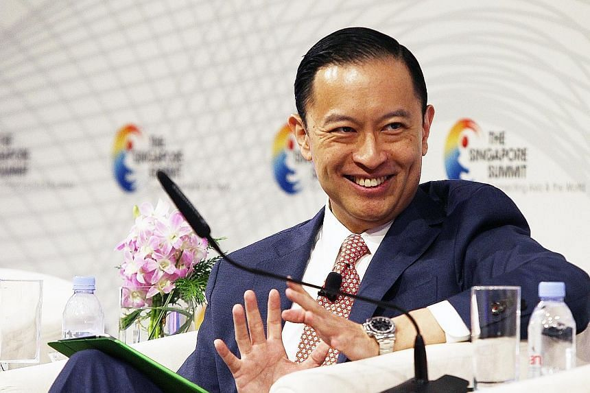 Mr Lembong is now chief of Indonesia's Investment Coordinating Board.