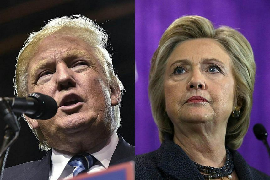 Billionaire Donald Trump took his campaign to Texas on Saturday (Sept 17), bashing rival Hillary Clinton's immigration policies as too lax, in a state still up for grabs on Election Day.