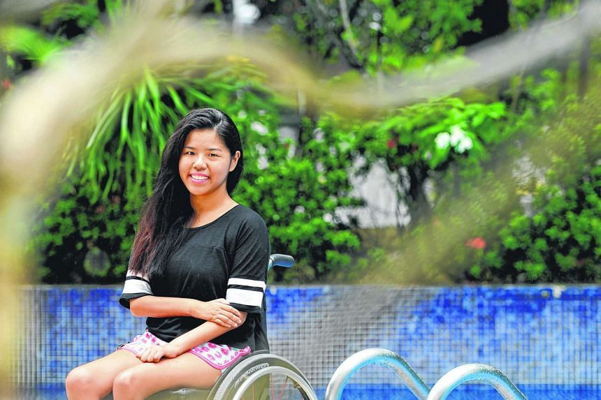 Yip Pin Xiu is Singapore's most successful Paralympic swimmer.