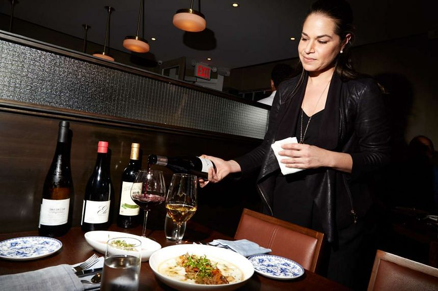 Ms Rachel Ziff, who is in charge of beverages at Paowalla, shares her favourite wines at the Indian restaurant in New York.