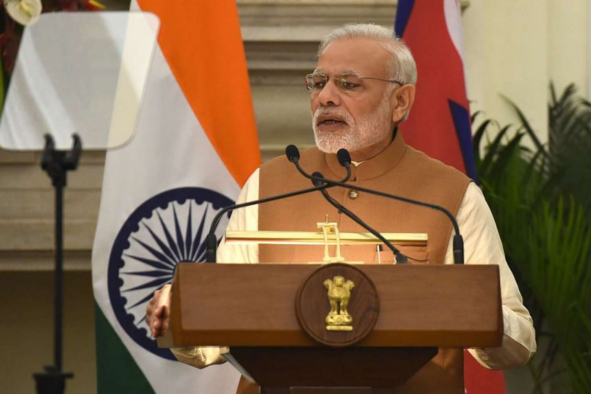 Indian Prime Minister Narendra Modi is still enjoying strong public support two years after he was elected to power.
