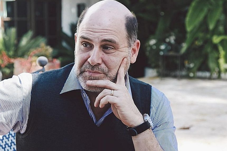 Little, Brown plans to publish the novel Heather, The Totality, written by Matthew Weiner (above), next autumn.