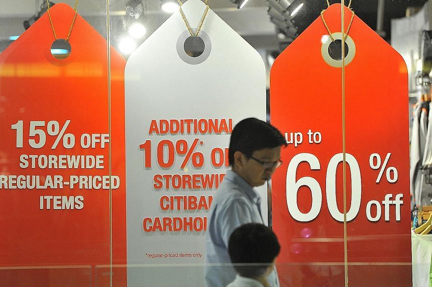 The Great Singapore Sale appears to have been losing its appeal for some time now.