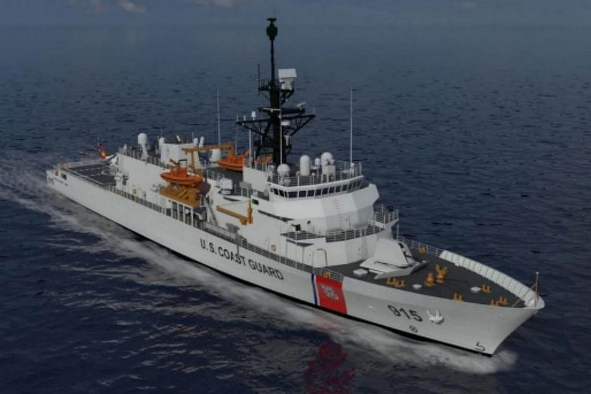 A design developed by Vard Marine has been selected for the US Coast Guard's new offshore patrol cutter programme.