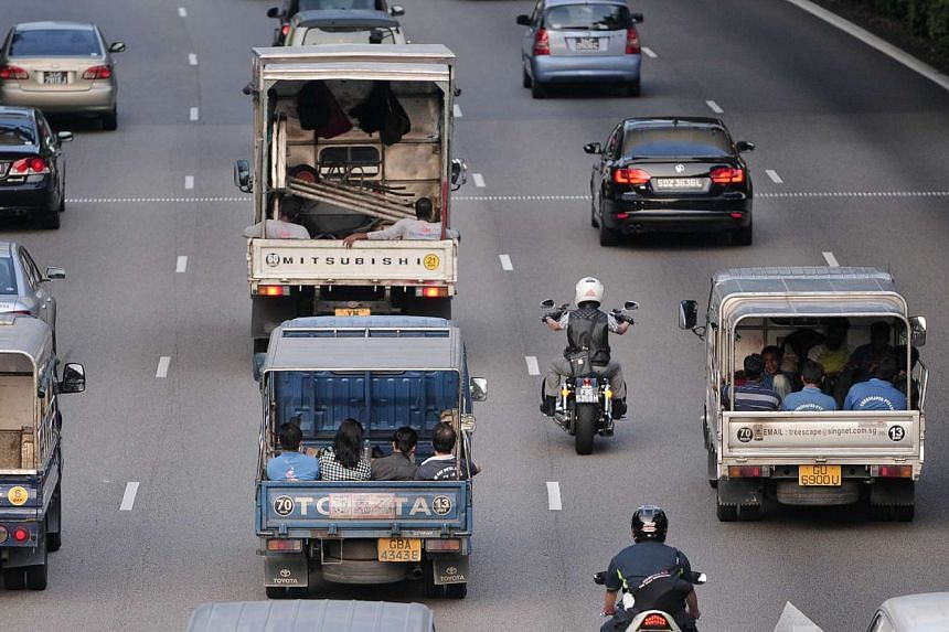 More than 17,000 commercial vehicles are to be scrapped in the first quarter of 2017.
