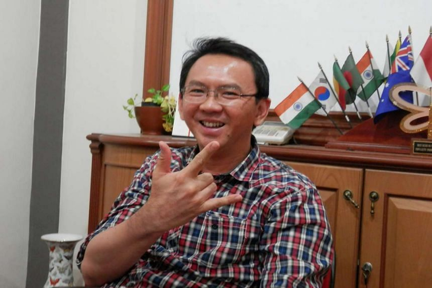 Indonesia's Democratic Party of Struggle (PDI-P) will be backing Jakarta governor Basuki Tjahaja Purnama (pictured), better known as Ahok, for the 2017 gubernatorial election.