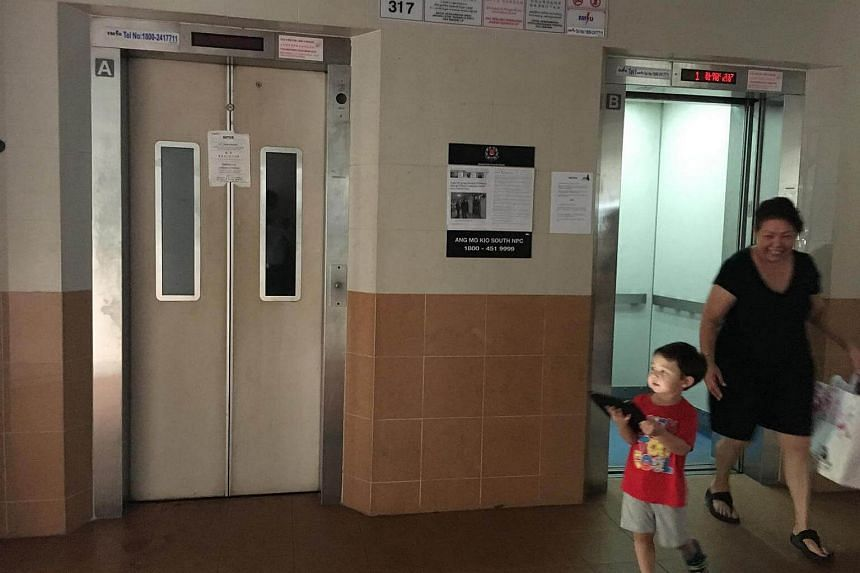 Minister for National Development Lawrence Wong stressed how town councils must plan ahead for major expenses such as lift replacements while coping with the increasing costs of managing their estates.