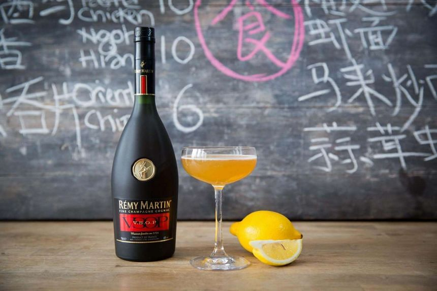 Remy Martin opened its first-ever store in China dedicated entirely to Louis XIII cognac, the most expensive variant of the company's Remy Martin brand.