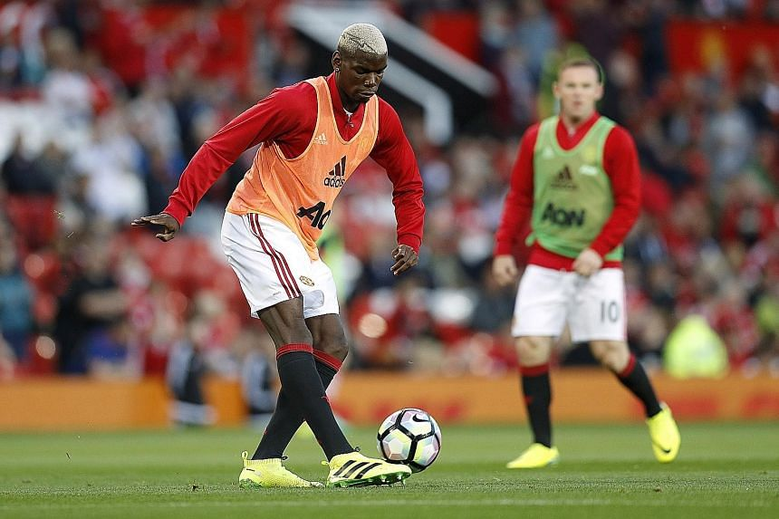 Manchester United's Paul Pogba and Wayne Rooney both played badly against Watford. The Frenchman did not impose his will on the game while the captain was not in his best position.