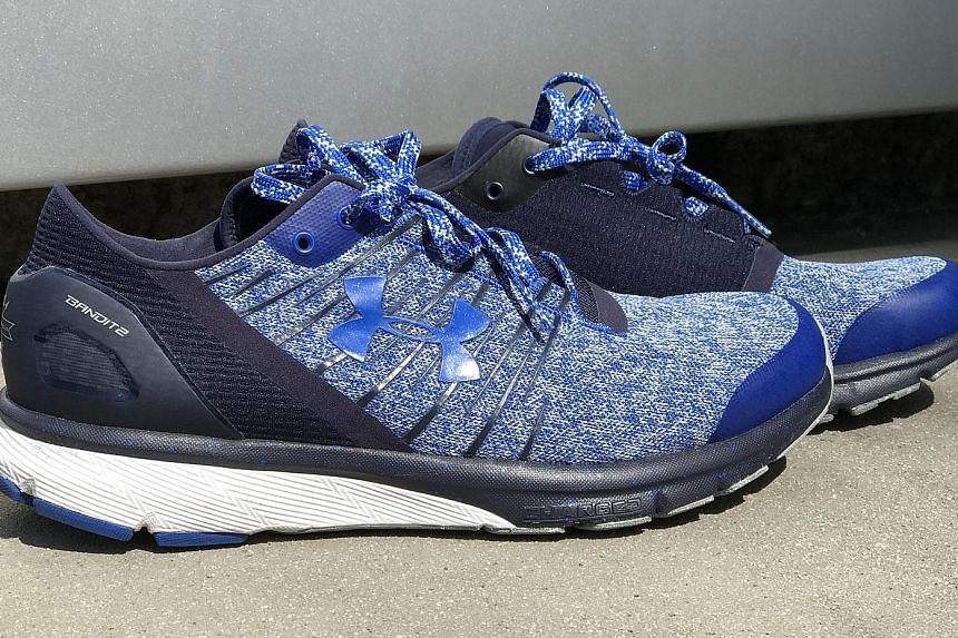 Under Armour Charged Bandit 2 will
