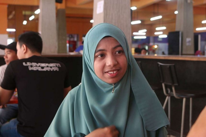 Anis Syafiqah, the face of contemporary student activism in Malaysia.