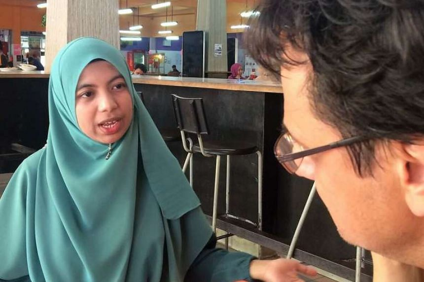 Anis views activism as a way of applying the lessons learnt in university.