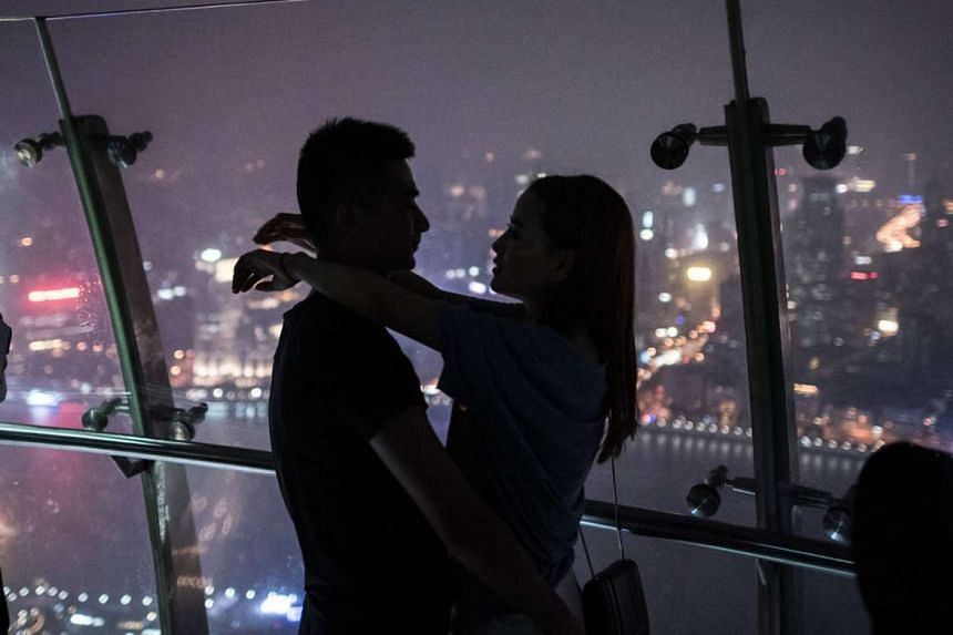 "Some marriage counsellors partly attribute the high incidence of extramarital affairs to the public's ""excessive focus"" on the pursuit of wealth in the past two decades as China's economy boomed."