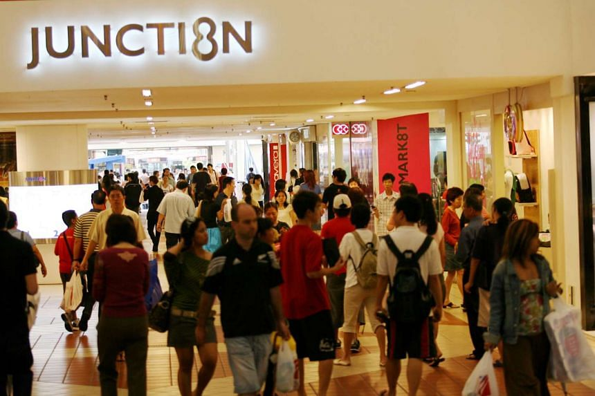 The National Environment Agency (NEA) is investigating the sighting of a rat at Junction 8's foodcourt.
