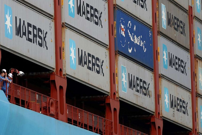 AP Moller-Maersk has announced a major overhaul that will see it focus on its core transport and logistics businesses.
