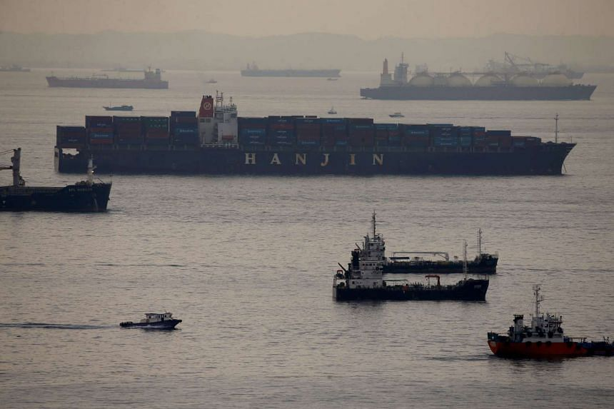 The largest shareholder of Hanjin agreed on Wednesday (Sept 21) to lend 60 billion won (S$73.25 million) to help unload cargo that has been stranded.