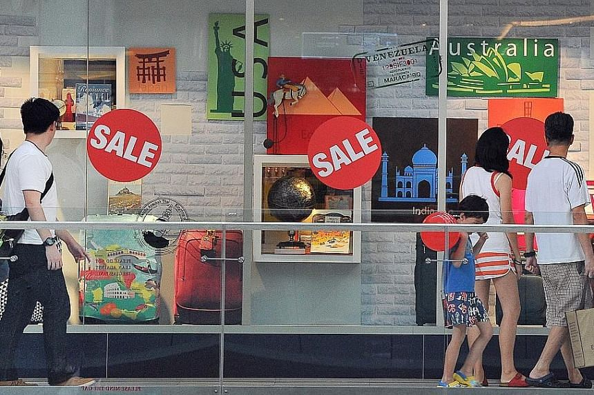 Readers raised issues such as retailers offering old stock and prices that are still steep after a discount, during the Great Singapore Sale. But holding sales to clear old stock is common worldwide, said Singapore Retailers Association president R.