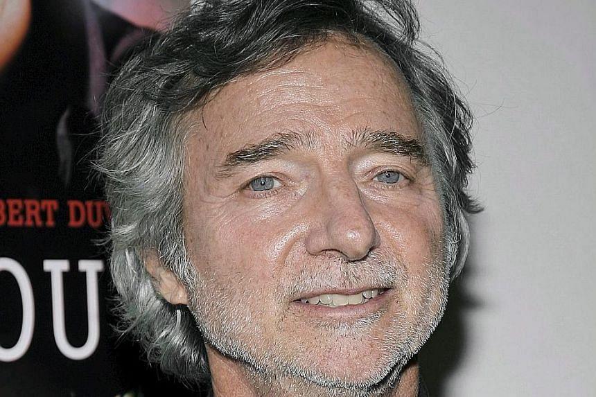 Movie director Curtis Hanson