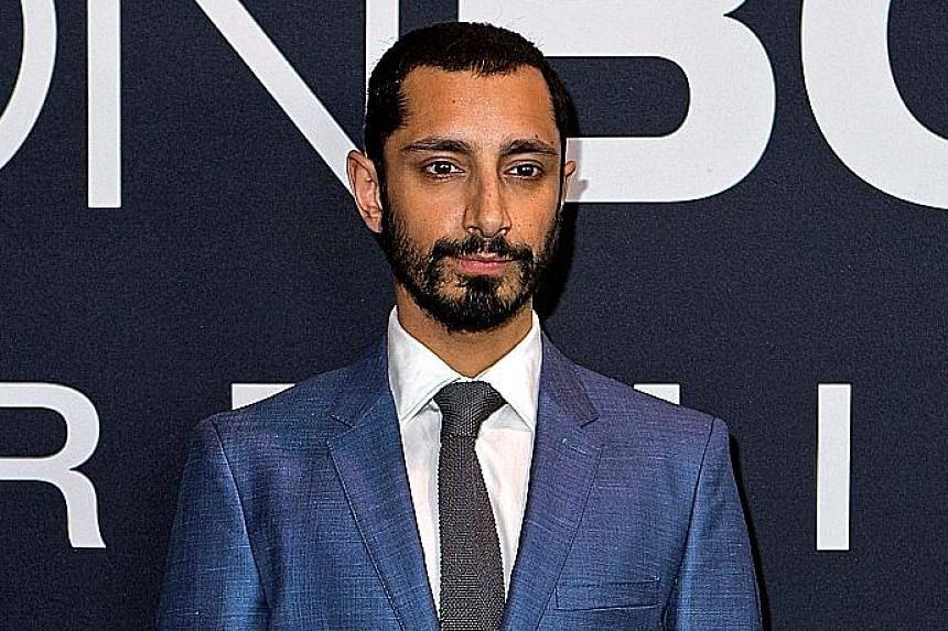 Actor Riz Ahmed