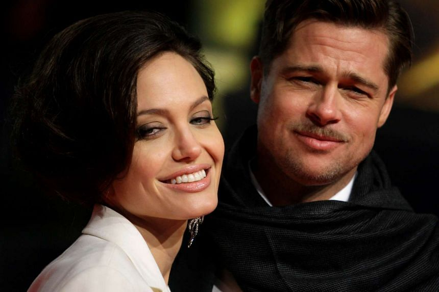 The world has reacted to the split of Brad Pitt and Angelina Jolie.