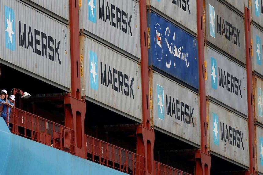 Shipping line Maersk said it would be splitting into separate transport and energy businesses.