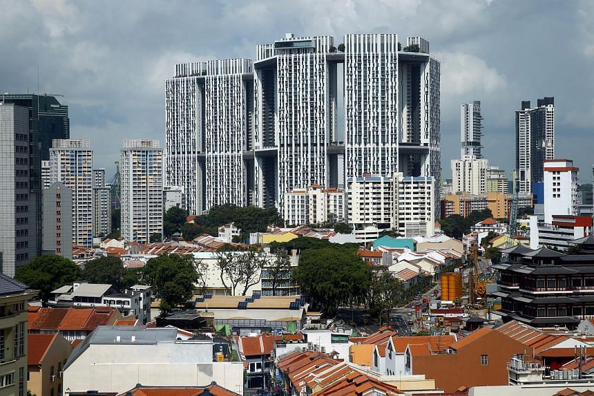 A unit at the Pinnacle@Duxton was sold earlier in September for $1.12 million.