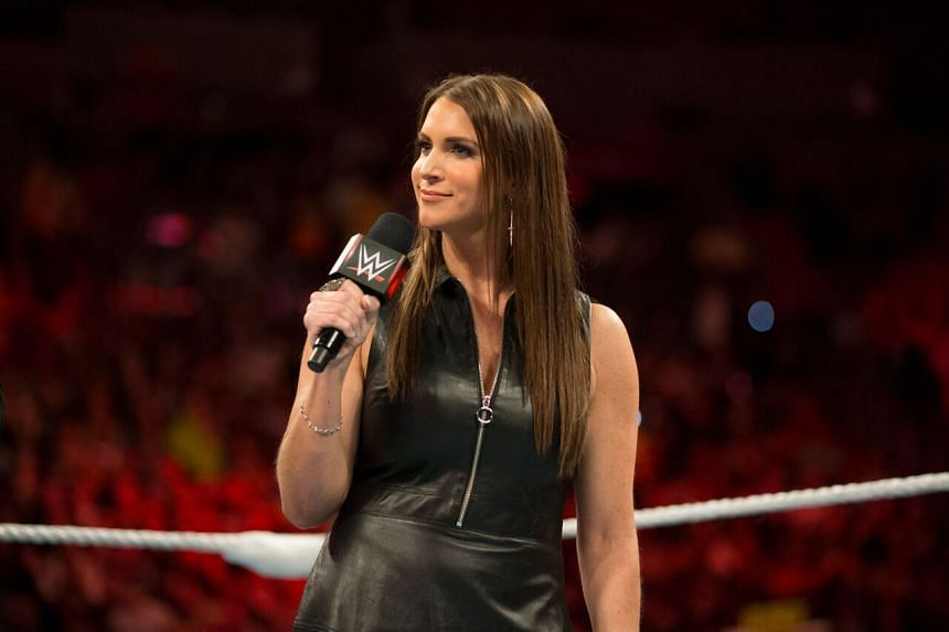 As part of the Authority, Stephanie McMahon derives satisfaction from hearing the crowd boo her, she says.